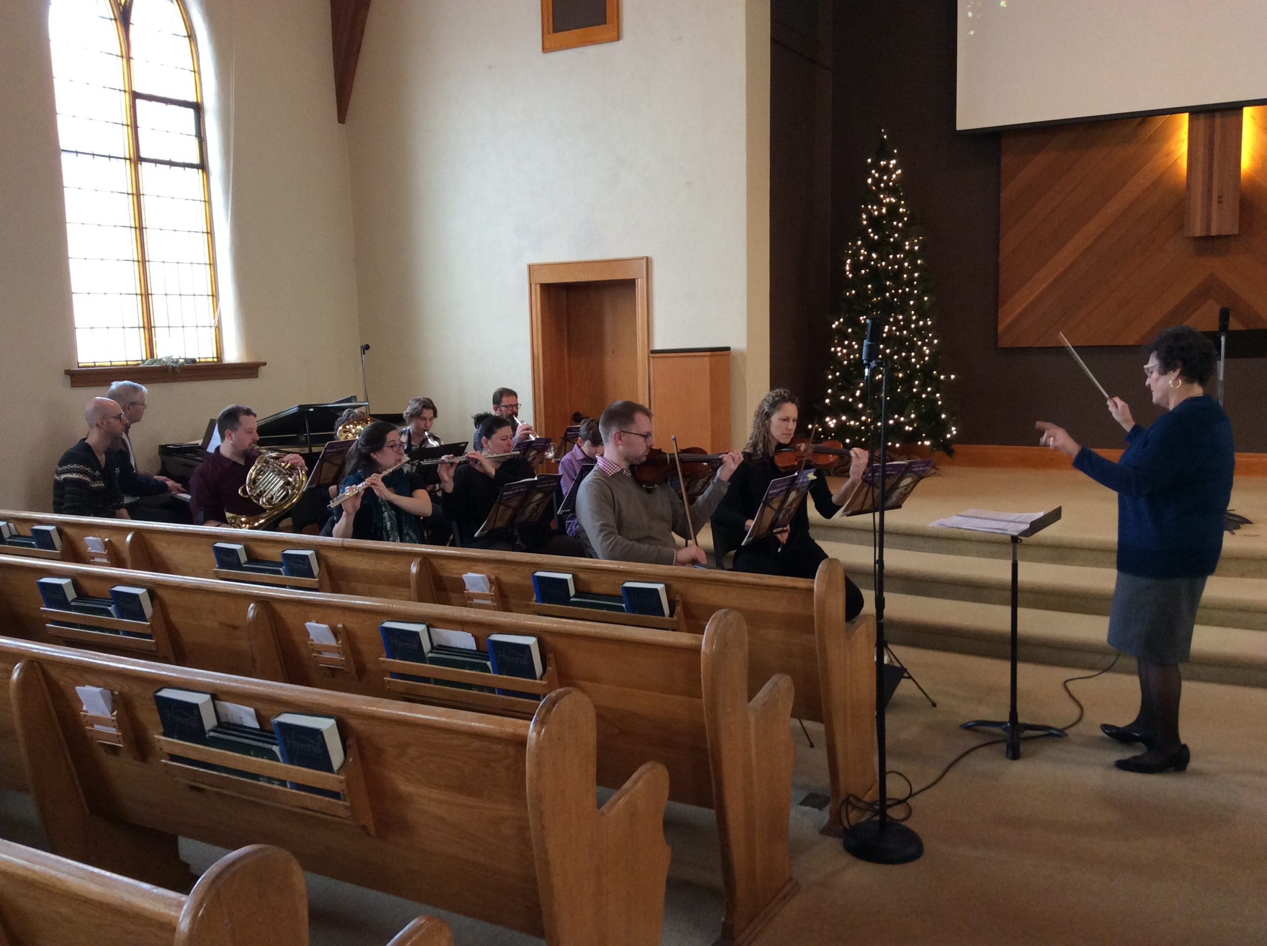 Christmas & Easter Orchestra
